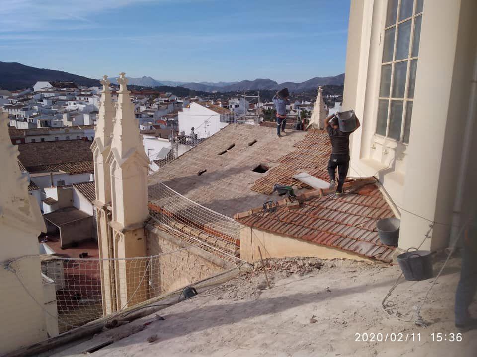 tejado restauracion benissa